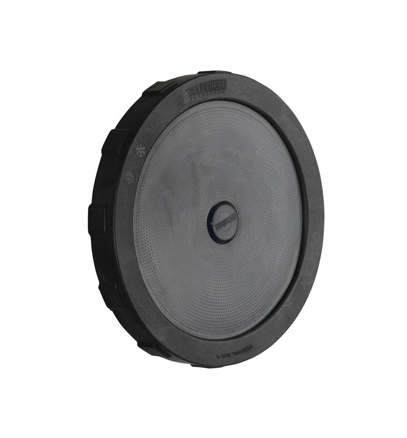 Disc diffuser with EPDM membrane